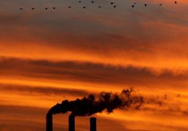 Termelétricas a carvão vetadas