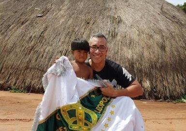 Imperatriz leva o Xingu à Avenida