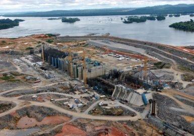 Leviatã ataca Belo Monte