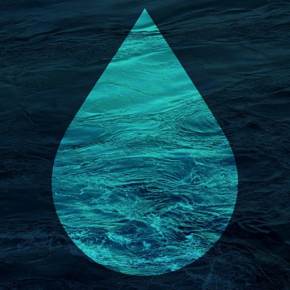 Somos todos água - we are water