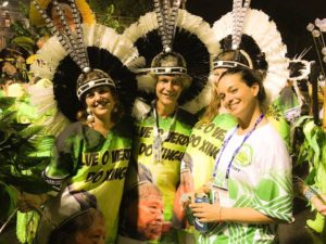 Imperatriz Carnaval tema Xingu
