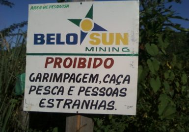 Sem licença para Belo Sun