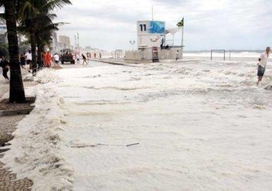 Inundações à vista