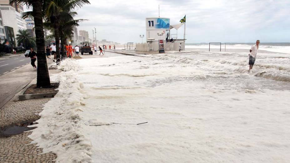 Inundações - flooding