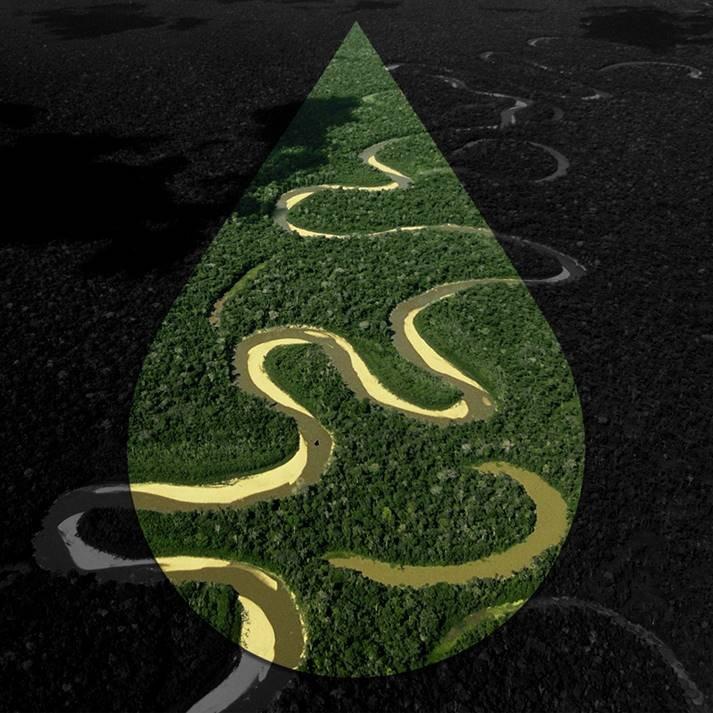 500 barragens - Amazonas - Amazon