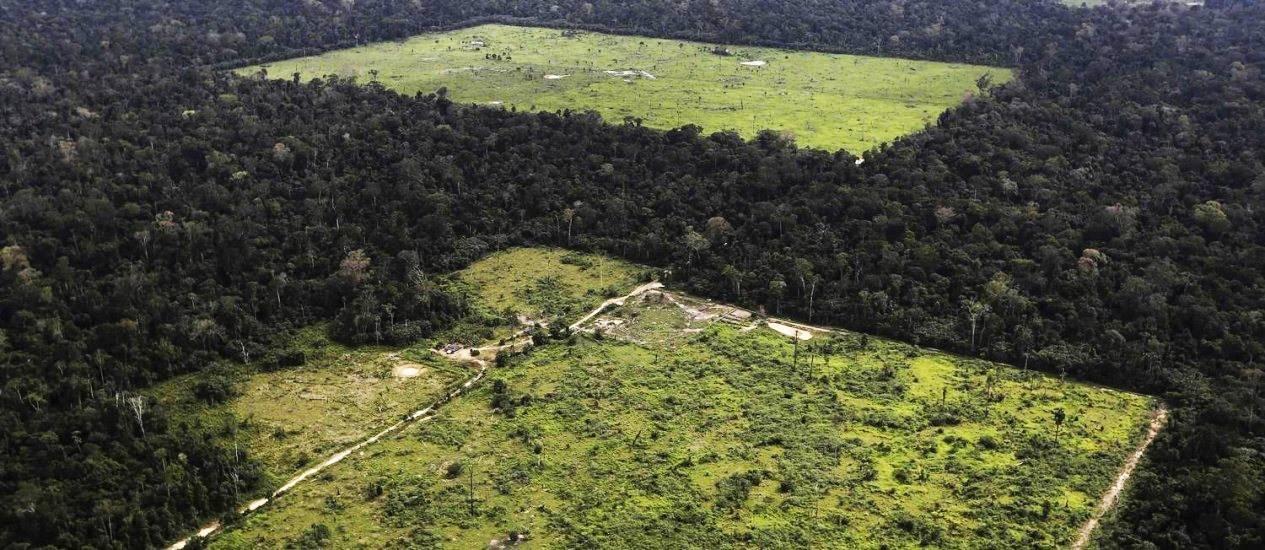 MP da Grilagem - land invasion