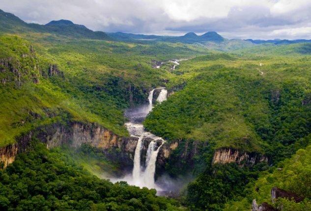 Parque Nacional da Chapada dos Veadeiros - Cerrado - Savannah