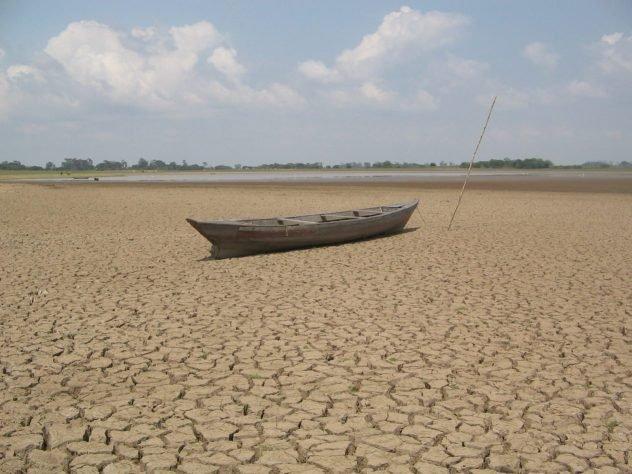 Seca da Amazônia - drought