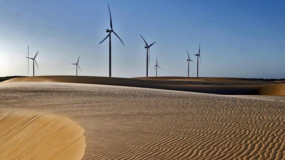 Energia eólica - vento - wind energy