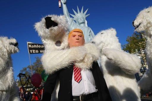 Manifestações COP 23