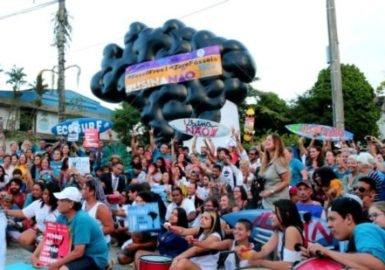 Peruíbe diz não à termelétrica