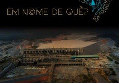 A gota d'água de Belo Monte