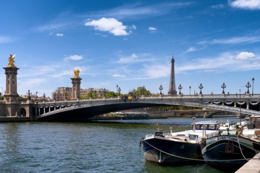 Paris, Sena, Seine
