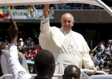 O Papa contra o petróleo