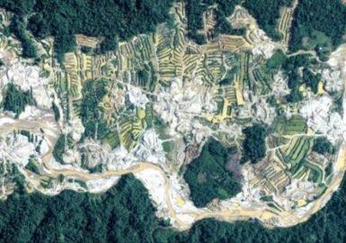 Drones monitoram danos na Amazônia