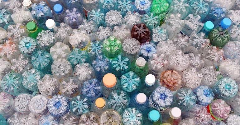 Biogás de plástico, plastic