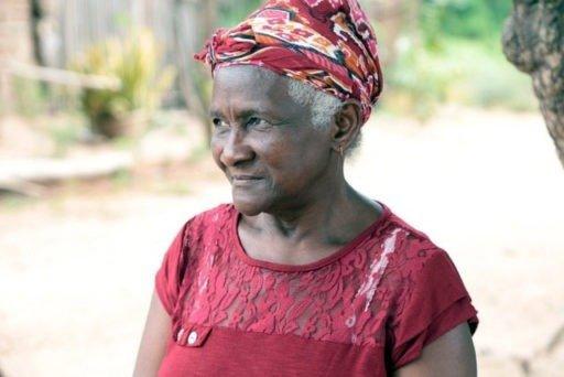 Dona Dijé quilombola