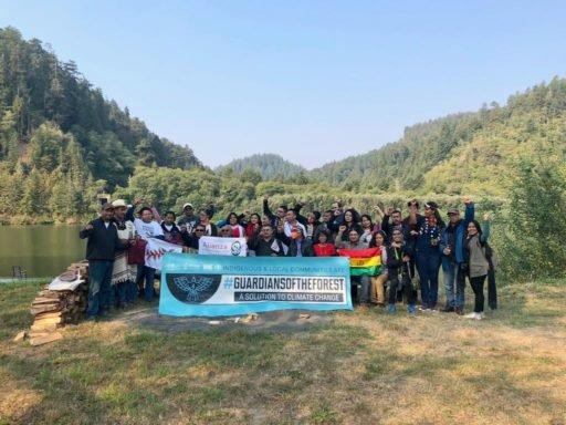 Guardiões da Floresta com os Yurok