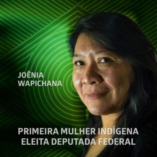 Indígenas voltam a ter voz no Congresso: Joênia Wapichana, Congress