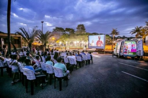 Cinesolar: cinema e sustentabilidade - movies and sustainability - Sostenibilidad