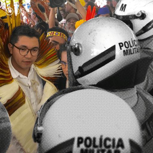 A arte indígena da negociação/ pueblos indígenas/ Indigenous peoples