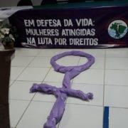"""""""Em defesa da vida: Mulheres atingidas na luta por direitos"""""""