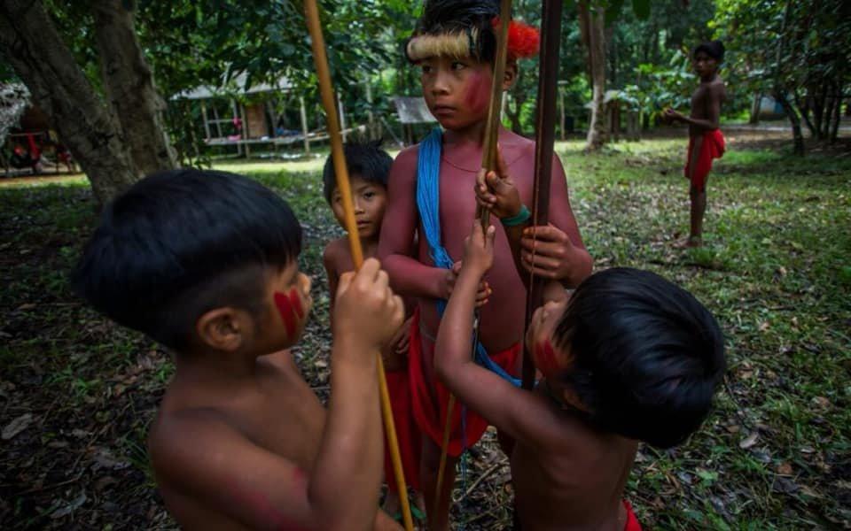 Território Wajãpi (Apu Gomes/ ISA)