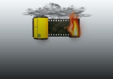 Filme carbonizado